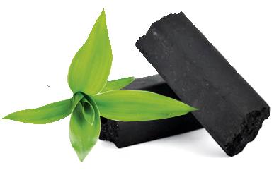 Cire Divine Detox 2 en 1 à l'extrait de charbon de bambou